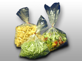 Polypropylene CO-EX Bread Bags with Side Gusset