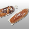 Polypropylene Micro-Perf Bread Bags On Wickets