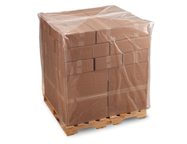 Shrink Pallet Covers without UVI