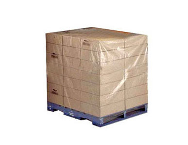Shrink Pallet Covers with UVI