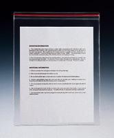 Vinyl Zipper Envelopes