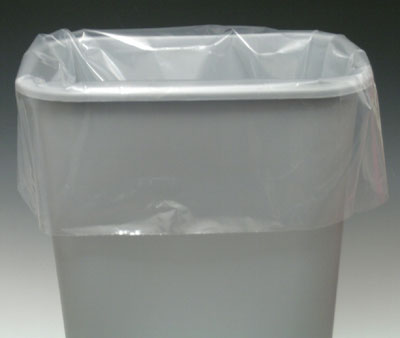 Clear Gusset Box Liners (LLDPE)