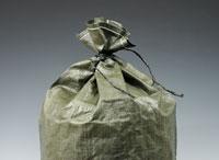 Green Woven Polypropylene Bags