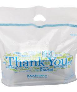 Load & Seal Tamper-Evident Food Delivery Bag